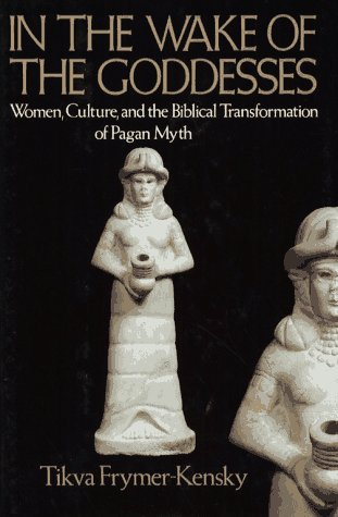 In the Wake of the Goddesses Women, Culture and the Biblical Transformation of Pagan Myth  1992 9780029108000 Front Cover