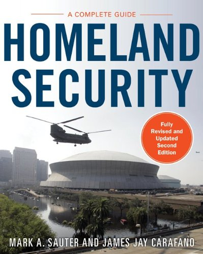 Homeland Security  2nd 2012 (Revised) edition cover