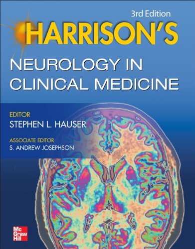 Harrison's Neurology in Clinical Medicine:   2013 9780071815000 Front Cover