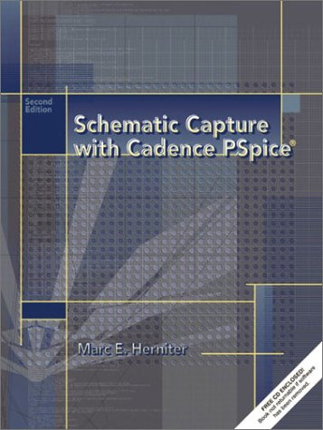 Schematic Capture with Cadence PSpice  2nd 2003 9780130484000 Front Cover