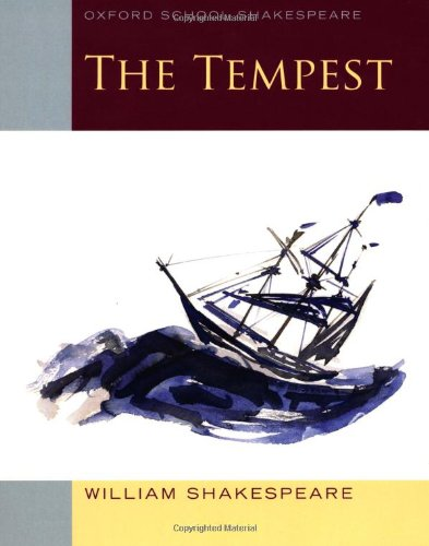 Tempest   2010 edition cover