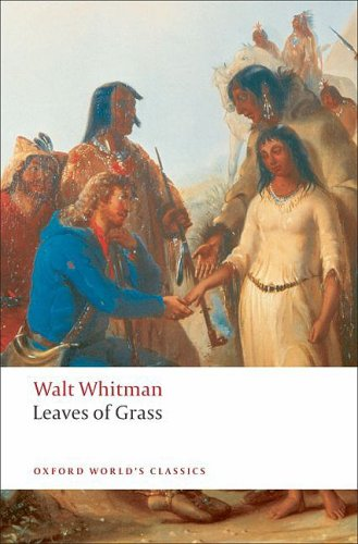 Leaves of Grass   1998 9780199539000 Front Cover