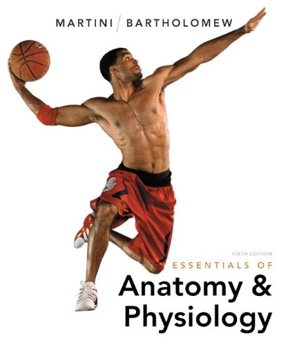 Essentials of Anatomy and Physiology  6th 2013 9780321950000 Front Cover