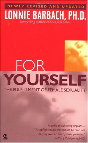 For Yourself The Fulfillment of Female Sexuality  2000 (Revised) edition cover