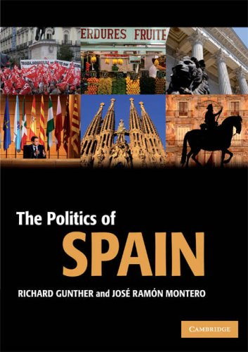 Politics of Spain   2009 edition cover