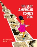 Best American Comics 2014   2014 edition cover