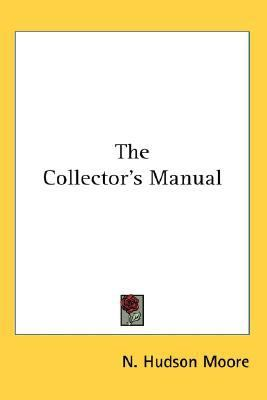 Collector's Manual  N/A 9780548025000 Front Cover