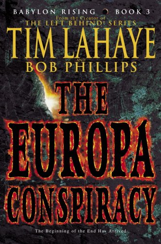 Babylon Rising: the Europa Conspiracy  N/A 9780553384000 Front Cover