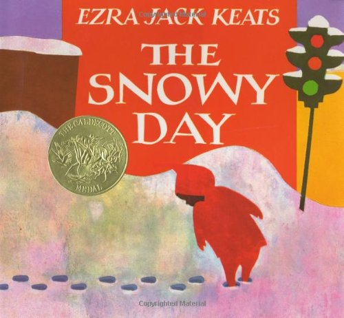 Snowy Day   1962 edition cover