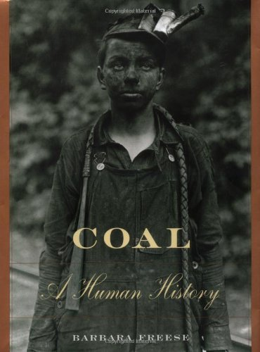 Coal A Human History  2003 edition cover