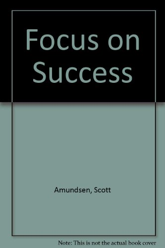 Focus on Success Revised 9780757564000 Front Cover