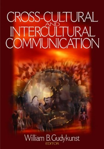 Cross-Cultural and Intercultural Communication   2003 edition cover