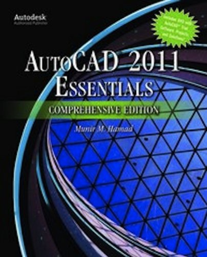AutoCAD� 2011 Essentials   2011 9780763798000 Front Cover