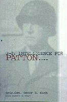 G-2 Intelligence for Patton  1999 edition cover