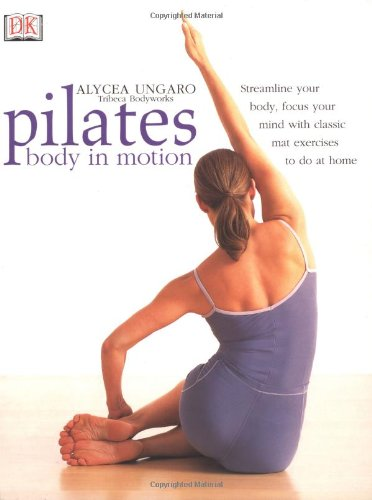 Pilates Body in Motion   2002 edition cover