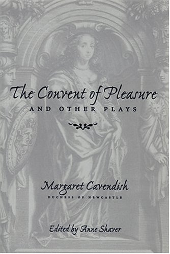 Convent of Pleasure and Other Plays   1999 edition cover