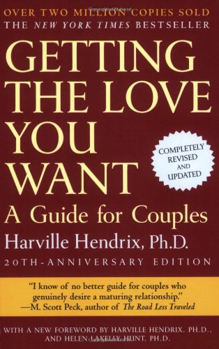 Getting the Love You Want A Guide for Couples 20th 2008 (Revised) edition cover