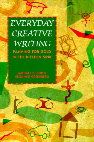 Everyday Creative Writing Panning for Gold in the Kitchen Sink  1996 edition cover