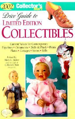 2002 Price Guide to Limited Edition Collectibles 7th 2001 9780873493000 Front Cover