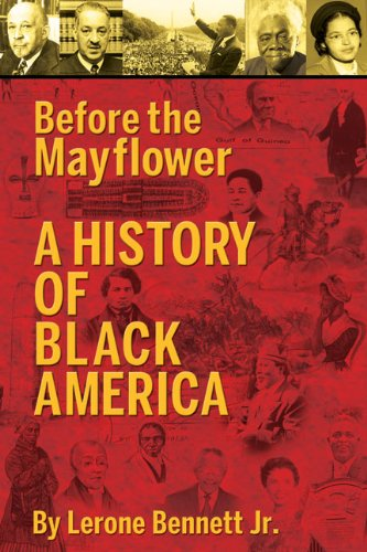 Before the Mayflower A History of Black America 8th 2007 edition cover