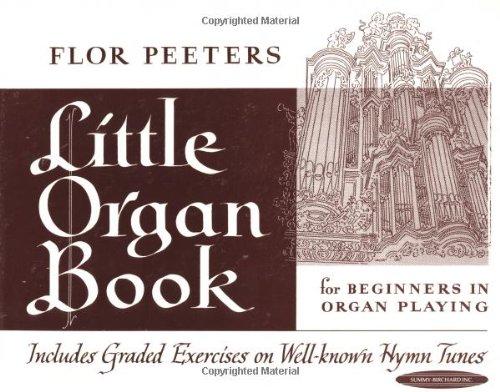 Little Organ Book   1996 edition cover