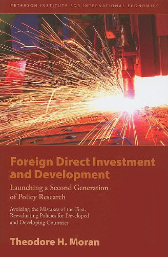 Foreign Direct Investment and Development The New Policy Agenda for Developing Countries and Economies in Transition  2011 9780881326000 Front Cover
