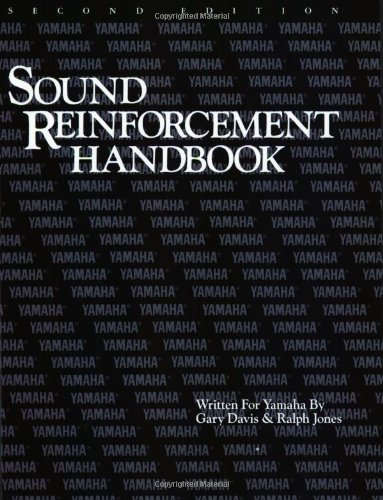 Sound Reinforcement Handbook  2nd (Revised) edition cover