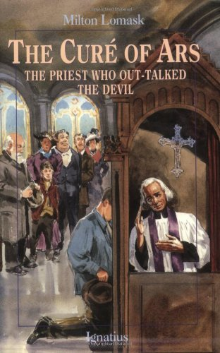 Cure of Ars The Priest Who Out-Talked the Devil  1998 edition cover
