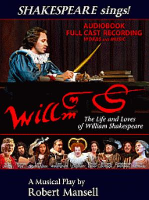 Willm-s: The Life and Loves of William Shakespeare  2008 edition cover
