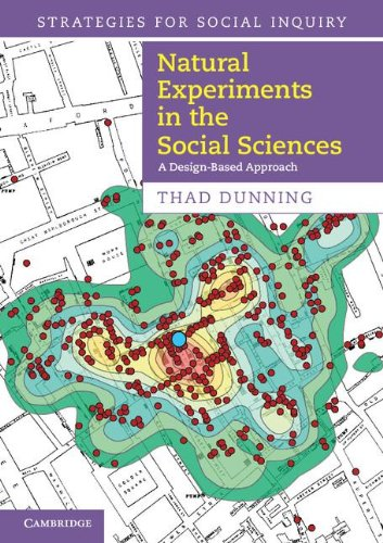 Natural Experiments in the Social Sciences A Design-Based Approach  2012 edition cover
