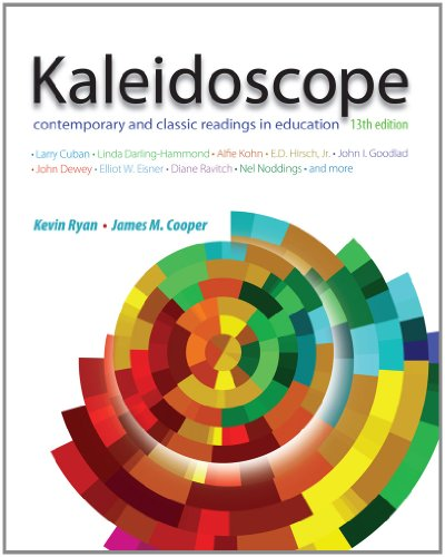 Kaleidoscope Contemporary and Classic Readings in Education 13th 2013 edition cover