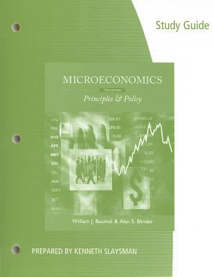 Microeconomics  12th 2012 edition cover