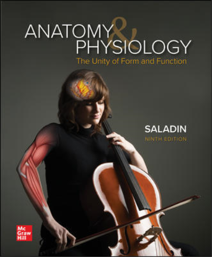 Cover art for Anatomy & Physiology: The Unity of Form and Function, 9th Edition