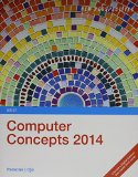 New Perspectives on Computer Concepts 2015: Brief  2014 edition cover