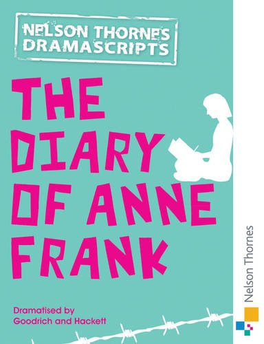 Diary of Anne Frank  2nd 2012 (Revised) edition cover