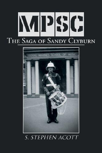 Mpsc The Saga of Sandy Clyburn  2013 edition cover