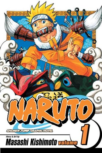 Naruto   2003 edition cover