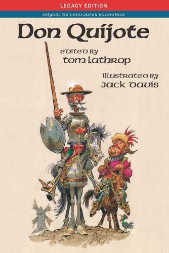 Don Quijote   2012 edition cover