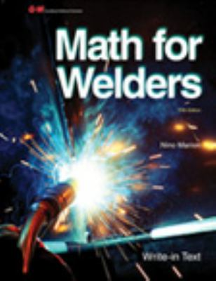Math for Welders  5th 2013 edition cover