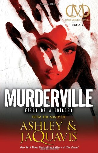 Murderville First of a Trilogy N/A 9781936399000 Front Cover