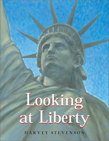 Looking at Liberty   2003 9780060001001 Front Cover