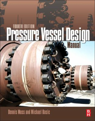 Pressure Vessel Design Manual  4th 2012 edition cover