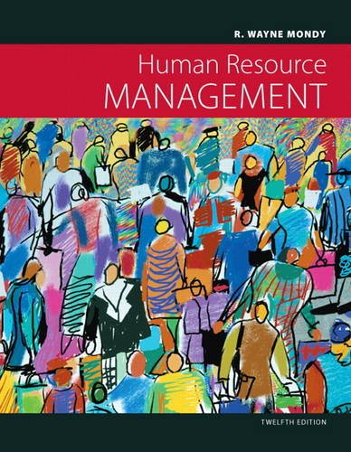 Human Resource Management  12th 2012 (Revised) edition cover