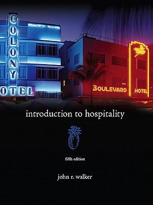 Introduction to Hospitality Value Package (includes NRAEF ManageFirst Hospitality and Restaurant Management) 5th 2009 9780135060001 Front Cover