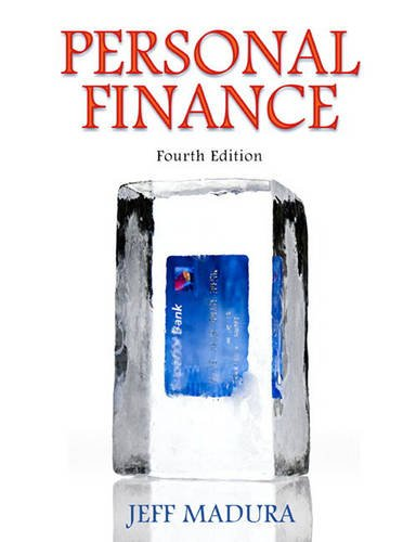 Personal Finance  4th 2011 edition cover