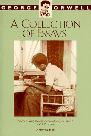 Collection of Essays   1970 (Reprint) edition cover