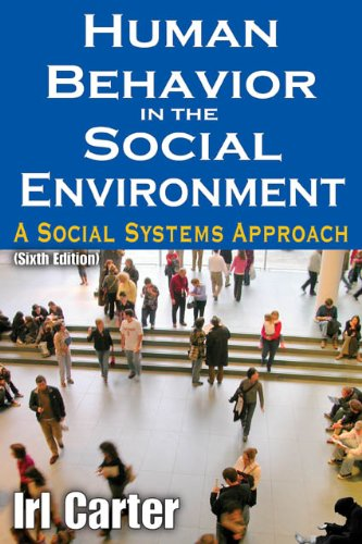 Human Behavior in the Social Environment A Social Systems Approach 6th 2010 edition cover