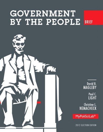 Government by the People 2012  10th 2014 edition cover