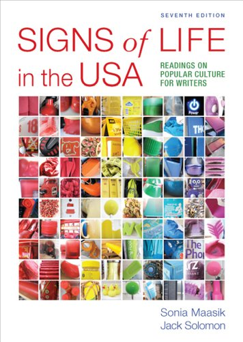 Signs of Life in the USA Readings on Popular Culture for Writers 7th edition cover