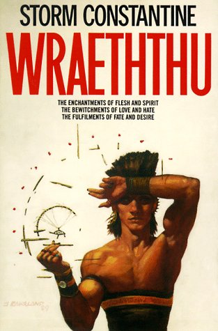 Wraeththu  Revised edition cover